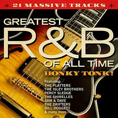 Various Artists-Greatest R&B Of All Time - Honky Tonk! CD NEW