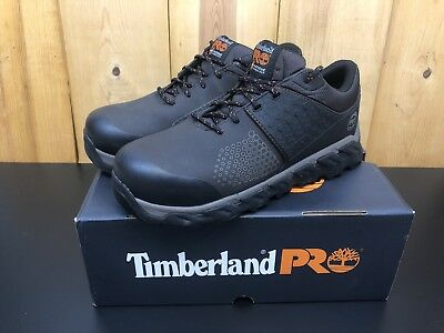 NEW TIMBERLAND PRO RIDGEWORK LOW INDUSTRIAL BOOTS SAFETY TOE MEN/'S SIZE 11