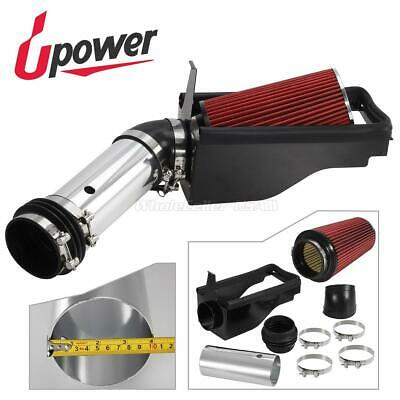 Upower Black Air Intake Kit fits Ford F-250 F-350 Super Duty 99-03