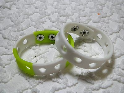 New Silicone Wristbands 4 Croc Shoe Charms Will Also Fit Jibitz,Croc  C 633