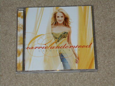 Carrie Underwood - Carnival Ride (CD 2008) - FREE SHIPPING
