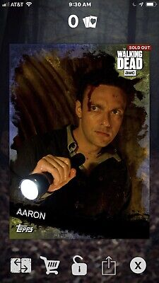 Topps Walking Dead Card Trader 15cc Tropic Variant Lori DIGITAL CARD TWDCT Collectibles