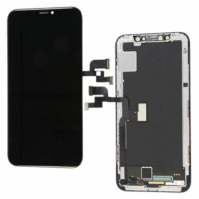 US LCD Touch Screen Display Digitizer Assembly Replacement For iPhone X 10 Black