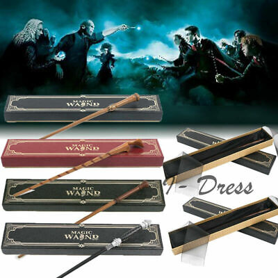 Harry Potter Hermione Voldermont Luna Magical Wand with Metal Core Collect AU
