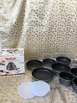 Tefal Ingenio 5 Essential Set All Heat Sources Except Induction