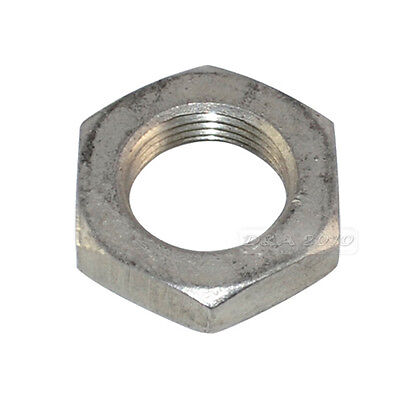 "LOCKNUT 1/2"" NPT 304 STAINLESS STEEL LOCK NUT O-Ring Groove Pipe fitting SS304"