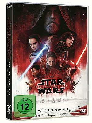 Star Wars: Episode VIII - Die letzten Jedi Rian Johnson DVD Deutsch 2017