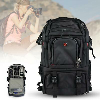 Super Large Camera Backpack Bag Accessory for Canon Nikon Sony DSLR & Mirrorless