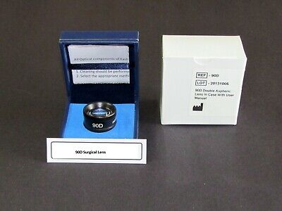 90D Aspheric Lens Ophthalmology And Optometry For Medical Healthcare