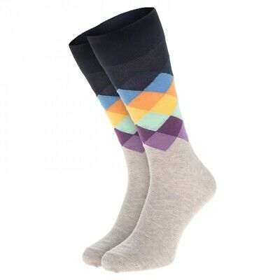 SNEAKERSOCKEN Happy Socks 80/'S LOW SOCK CAS05 NEU /& OVP