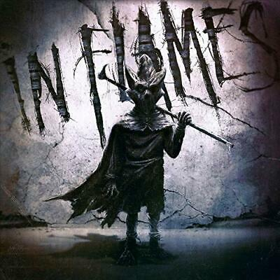 2019 IN FLAMES I, THE MASK  with Bonus Track JAPAN CD