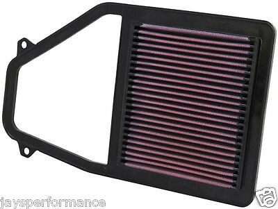 Kn Air Filter Replacement For Honda Civic 1.7L L4 2001-2005