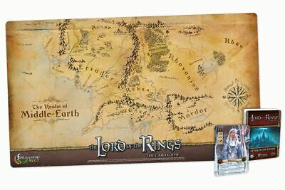 Playmat 2017 Fellowship Event Kit + Promo Cards - FFG The Lord of the Rings LCG