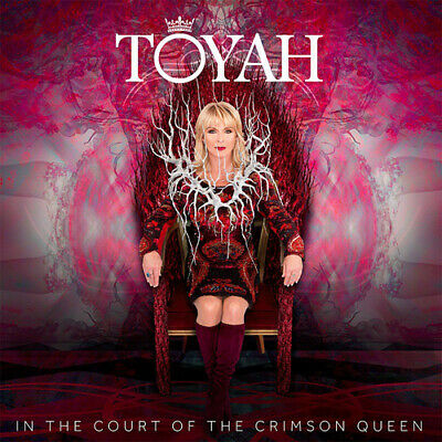 Toyah : In the Court of the Crimson Queen CD 2 discs (2019) ***NEW***