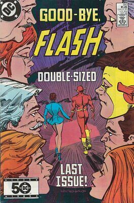 Flash (Vol 1) # 350 (NrMnt Minus-) (NM-) (CvrA) DC Comics AMERICAN