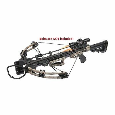 Crosman CenterPoint AXCSEW185CK Sniper Elite Whisper 370 Crossbow (Refurb)