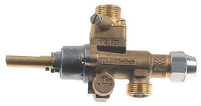 Pel Pel22s/V Gas Tap for Grill Gas Electrolux 200242,200250,220242,200241