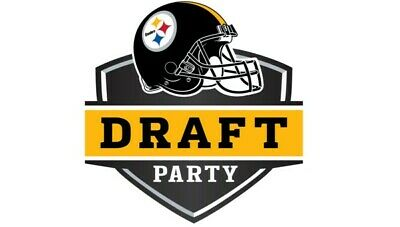 2 Pittsburgh Steelers 2019 Draft Party Tickets Fast free email delivery