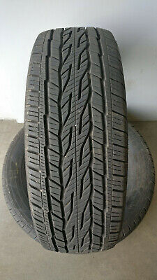 1 x Continental CrossContact LX 2 255/60 R18 112T M+S SOMMERREIFEN DEMO 7,50 MM
