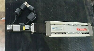 Rexroth 0360-300-00-Mf01/390Mm 165703/10/1-3 Linear Actuator  (In21S2)