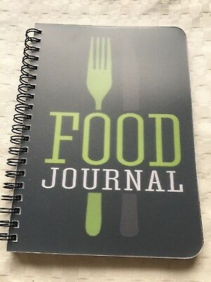 NEW Food Journal Diary Daily Meals Slimming Tracker Weight Loss