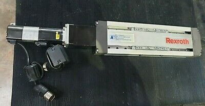 Rexroth 0360-300-00/Mf01-270Mm 170005/30/2-4 Linear Actuator  (In21S2)