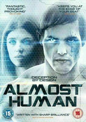 Almost Human DVD - Brand New & Sealed - Sci-Fi Thriller