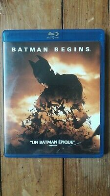 Blu-Ray - Batman Begins / The Dark Knight / The Dark Knight Rise  - MULTI/TRUEVF