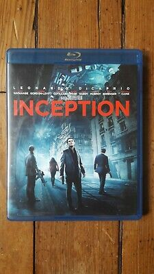 Blu-Ray - INCEPTION - MULTI/TRUEVF