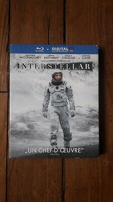 Blu-Ray - Interstellar - MULTI/TRUEVF