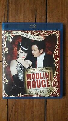 Blu-Ray - Moulin Rouge - MULTI/TRUEVF