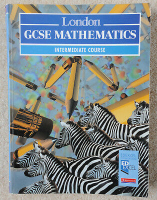 Edexcel GCSE Maths Intermediate Student Book by Combined Author Team