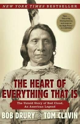 NEW The Heart of Everything That Is By Bob Drury Paperback Free Shipping