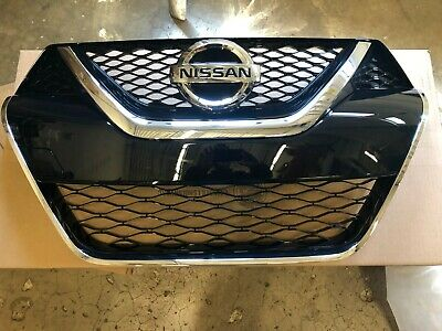 New Oem 2017-2019 Nissan Maxima Factory Grille - Comes With Emblem