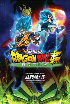 Dragon Ball Super: Broly - The Movie (DVD New)