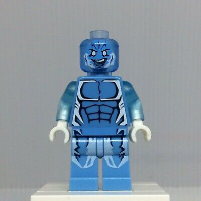 LEGO Marvel Super Heroes Spider-Man sh105 Electro Minifigure from 76014