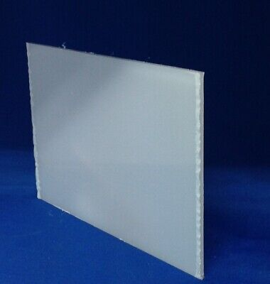 3mm Solid Clear Polycarbonate Lexan Makrolon Palsun Sheet Panels Cut To Size!!!!