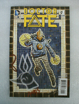 Doctor Fate #1 1St Khalid Nassour As Doctor Fate!! Movie Coming!! Dc 2015