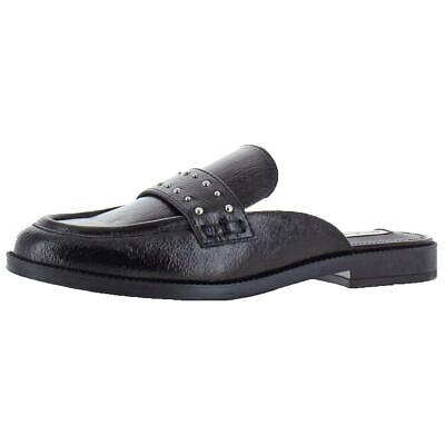 d326b9ff966 STEVE MADDEN WOMENS Magan Black Tassel Mules Shoes 7.5Medium (B,M ...