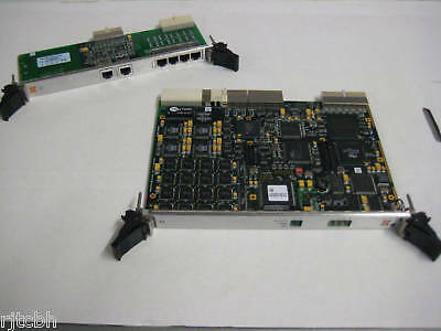 NMS Natural Microsystems 5906 + 5908 4 T1/E1 CG6000C
