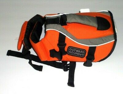 Outward Hound Life Jacket Orange S