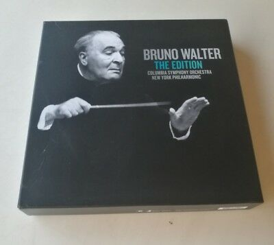 Bruno Walter The Edition 39Cd Like New Mint Rare Out Of Print