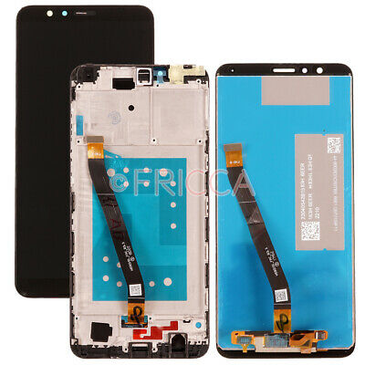 LCD DISPLAY TOUCH Screen Digitizer+Frame For Huawei Honor 7X BND-L21 L22  L24 BK