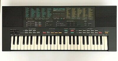 YAMAHA PortaSound PSS-480 Keyboard FM Synthesizer Working Condition 80s Vintage