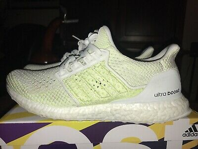 a34a6fb7e Adidas Ultra Boost 4.0 Clima Solar Yellow Size 11 100% authentic