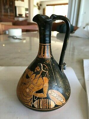 Small reproduction vintage Greek Urn Heraklion