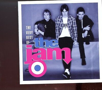 The Jam / The Very Best Of The Jam