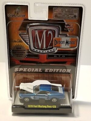 M2 2010 Super Convention 1970 Ford Mustang Boss 429 - Special Edition 1/492