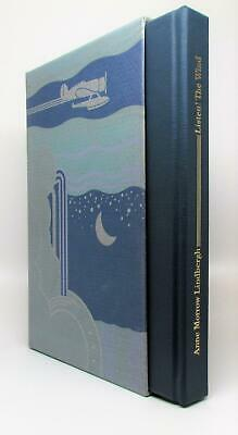 Anne Morrow Lindbergh / Listen The Wind Limited 1st Edition 1990