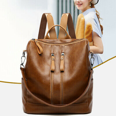 1PC Backpack Multi-function Casual Lightweight Anti-theft Shoulder Bag for Lady